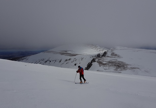 Ski Touring on the Cairngorm Plateau