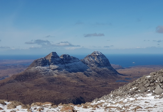 Suilven, Northwest Highlands